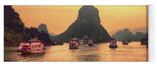 Ha Long Bay Cruises  Yoga Mat