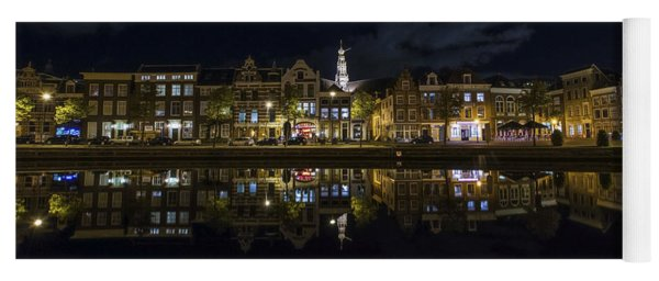 Haarlem Night Yoga Mat