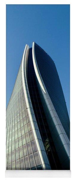 Hadid Tower, Milan, Italy Yoga Mat