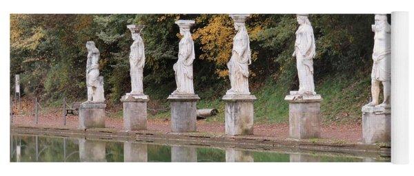 Hadrian's Villa 4 Yoga Mat