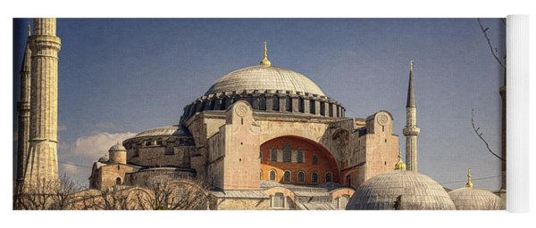 Hagia Sophia Yoga Mat