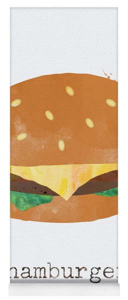 Hamburger Yoga Mat