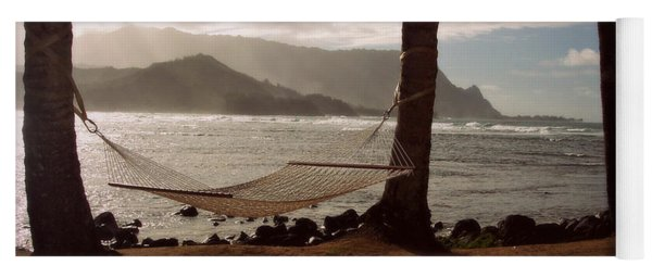 Hammock Shadow Yoga Mat
