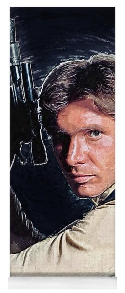Han Solo Yoga Mat