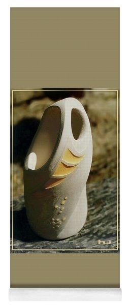 Handmade Pottery  Yoga Mat