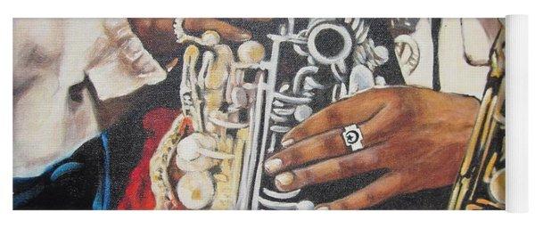 Blaa Kattproduksjoner        Hands Of Music - 2 Yoga Mat