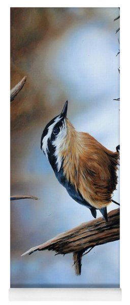 Hangin Out - Nuthatch Yoga Mat