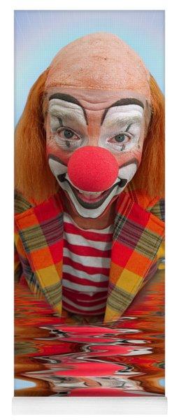 Happy Clown A173323 5x7 Yoga Mat
