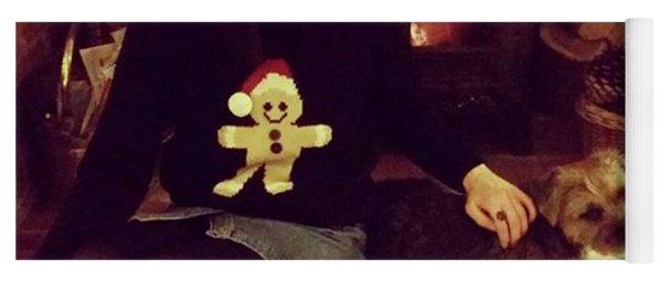 Christmas Hygge Yoga Mat