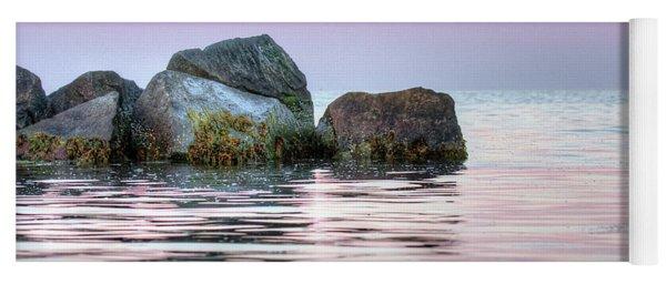 Harbor Breakwater Yoga Mat