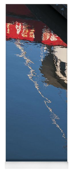 Harbor Reflections Yoga Mat