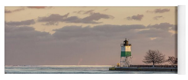 Harbour Sunset Yoga Mat