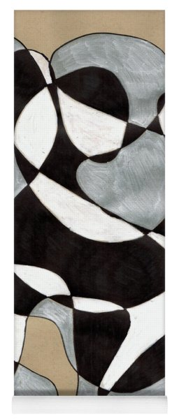 Harlequin Abtracted Yoga Mat