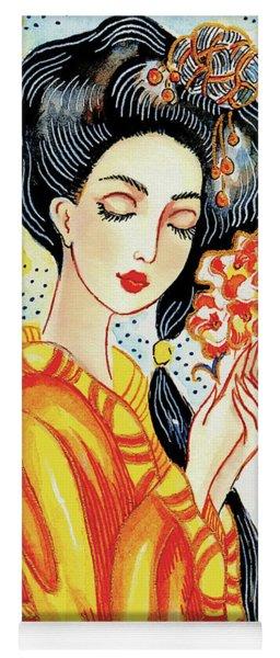 Harmony Flower Yoga Mat