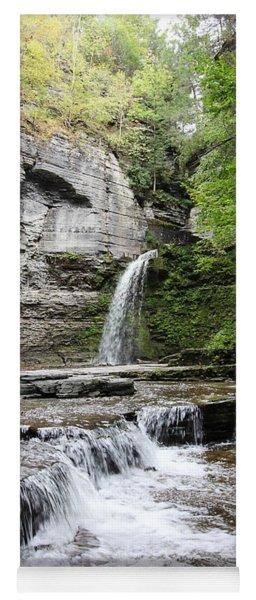 Eagle Cliff Falls II Yoga Mat