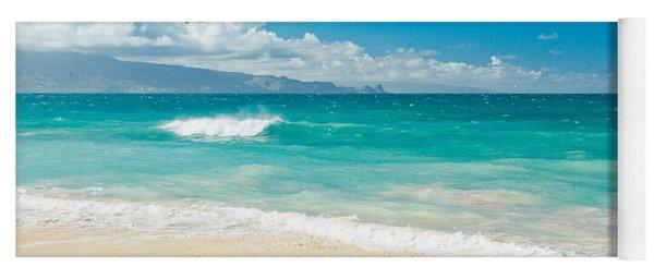 Hawaii Beach Treasures Yoga Mat