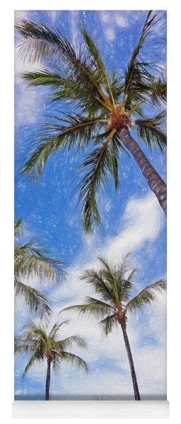Hawaiian Vacation #4 Yoga Mat