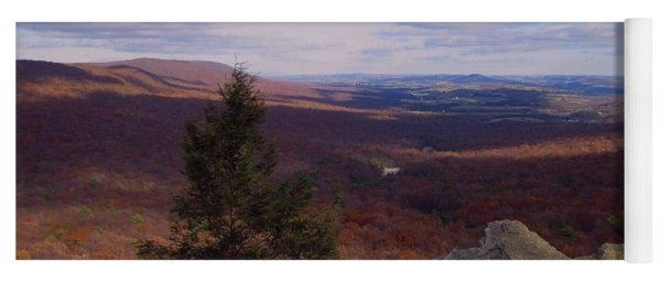 Hawk Mountain Sanctuary Yoga Mat