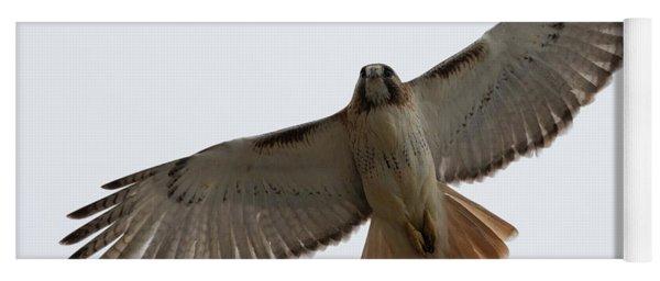 Hawk Overhead Yoga Mat