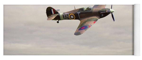 Hawker Hurricane -2 Yoga Mat