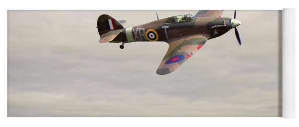 Hawker Hurricane -2 Yoga Mat