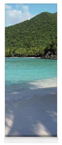 Hawksnest Bay And Gibney Beach Yoga Mat