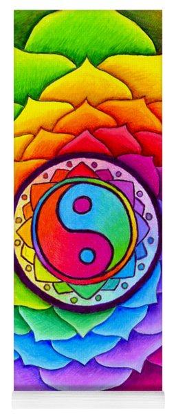 Healing Lotus Yoga Mat