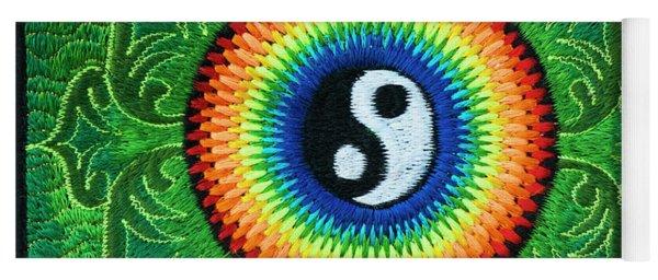 Heart Chakra Yoga Mat