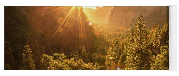 Heavenly Valley Yoga Mat