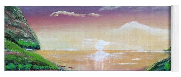 Heavenly View Yoga Mat