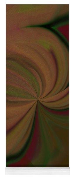 Helix Art  Design  Yoga Mat