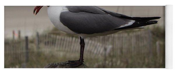 Hello Friend Seagull Yoga Mat