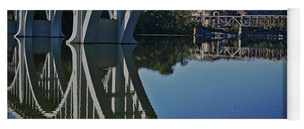 Henley Street Bridge Yoga Mat