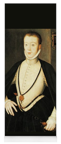 Henry Stewart Lord Darnley Married Mary Queen Of Scots 1565 Yoga Mat