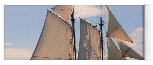 Heritage Full Sail Yoga Mat