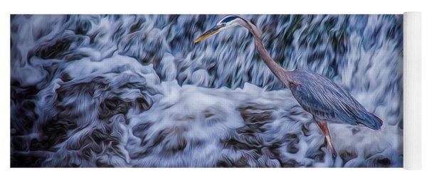 Heron Falls Yoga Mat
