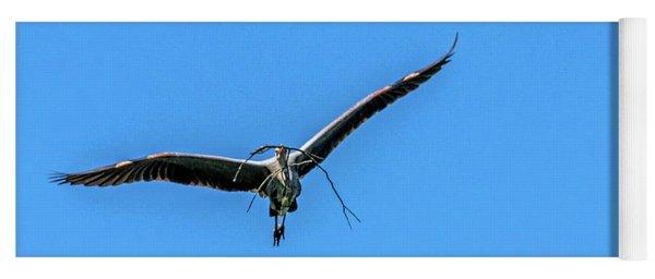 Heron Flight Yoga Mat