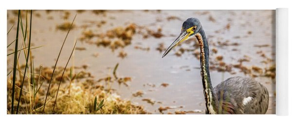 Heron Walking Yoga Mat