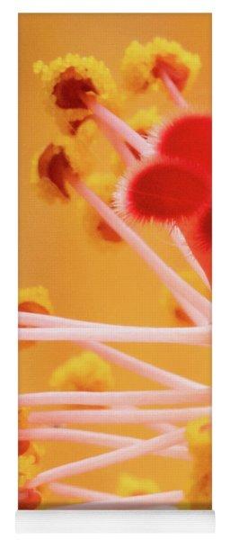 Hibiscus-2 Yoga Mat