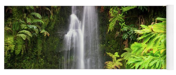 Hidden Waterfall Yoga Mat