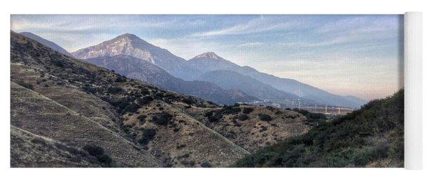 Hiking Johnson's Pasture Yoga Mat