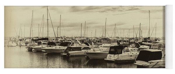 Hillarys Boat Harbour, Western Australia Yoga Mat