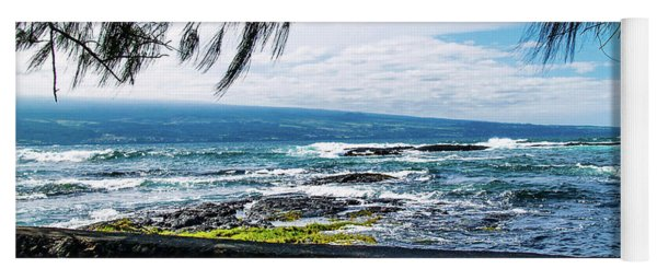 Hilo Bay Dreaming Yoga Mat