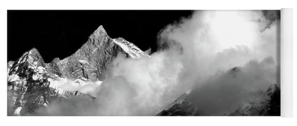 Himalayan Mountain Peak Yoga Mat