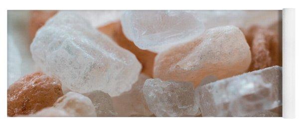 Himalayan Pink Salt Macro 2900 Yoga Mat