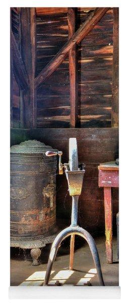 Historic Barn Workshop Yoga Mat