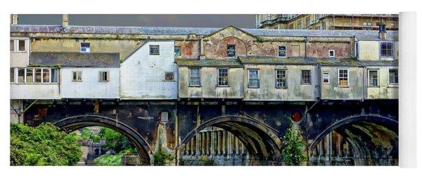 Historic Pulteney Bridge Yoga Mat