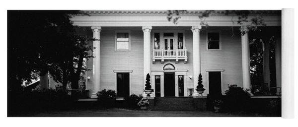 Historic Southern Home Yoga Mat