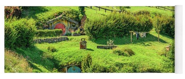 Hobbit Hills Yoga Mat