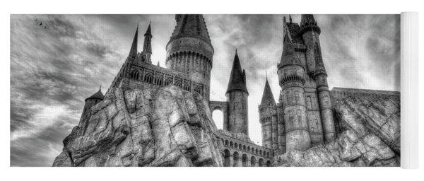 Hogwarts Castle 1 Yoga Mat